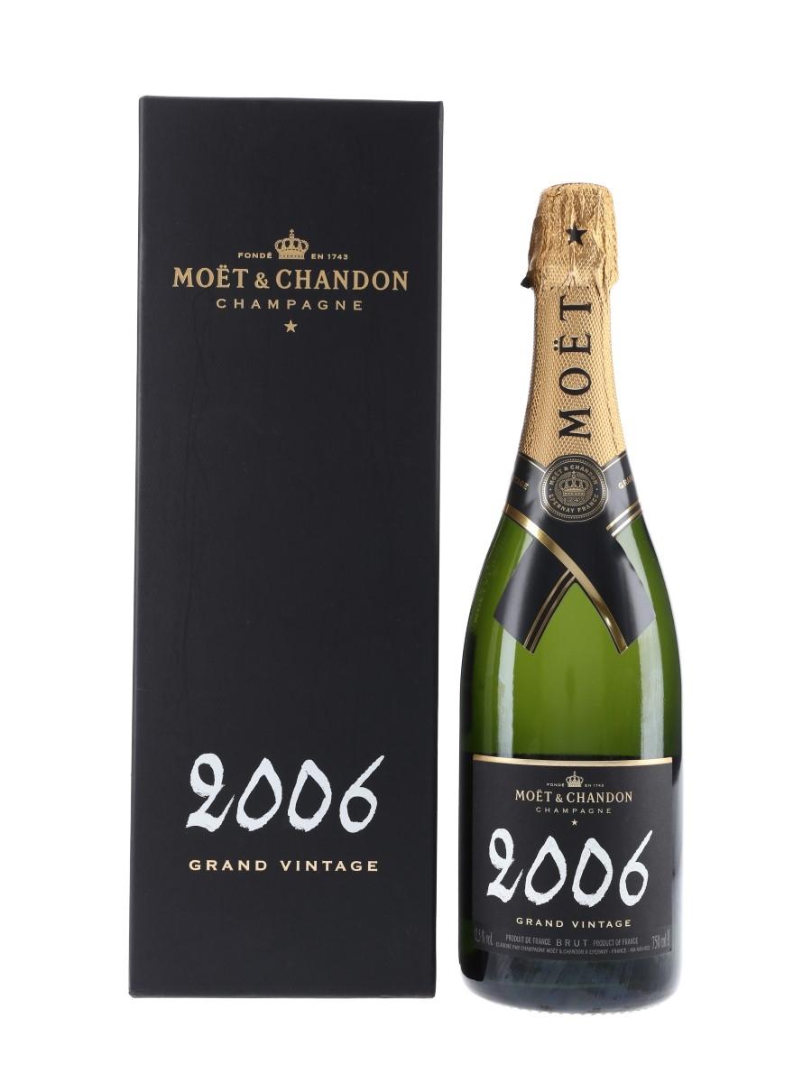 Moet & Chandon 2006 Grand Vintage Collection 75cl / 12.5%