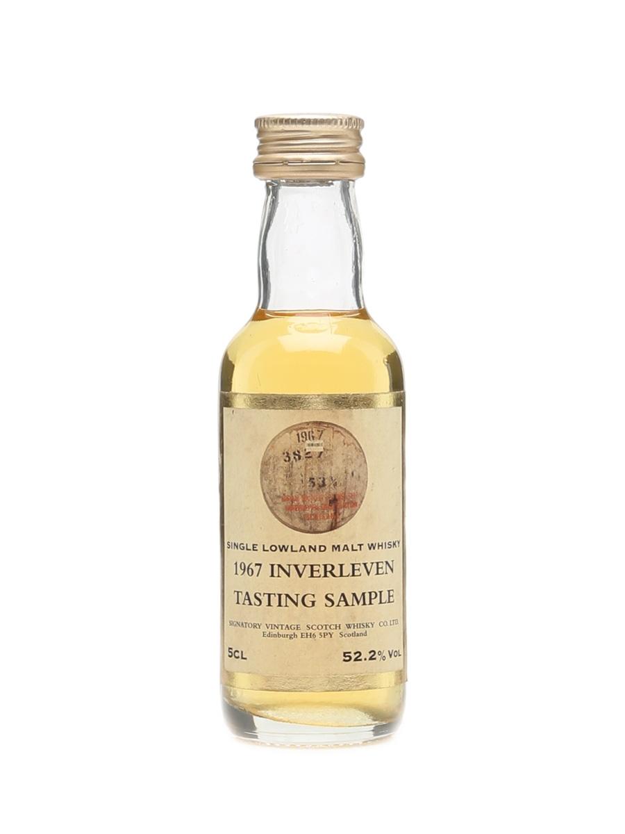 Inverleven 1967 Tasting Sample Signatory 5cl