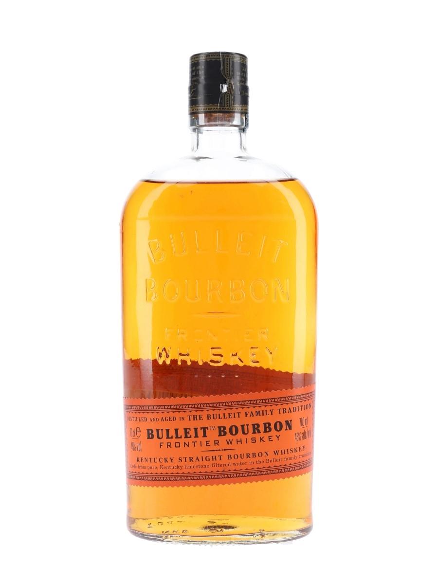 Bulleit Bourbon Frontier Whiskey 70cl / 45%