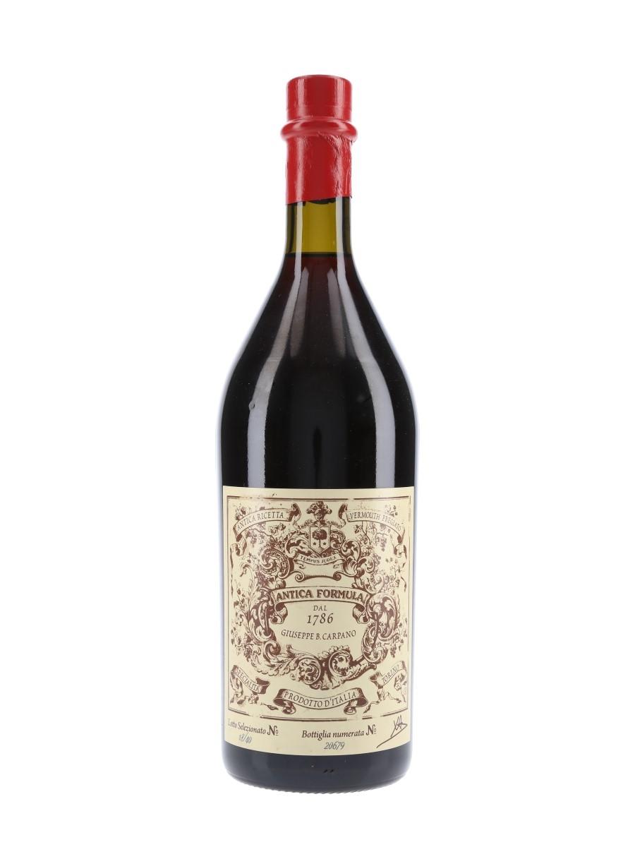 Carpano Antica Formula Vermouth  100cl / 16.5%