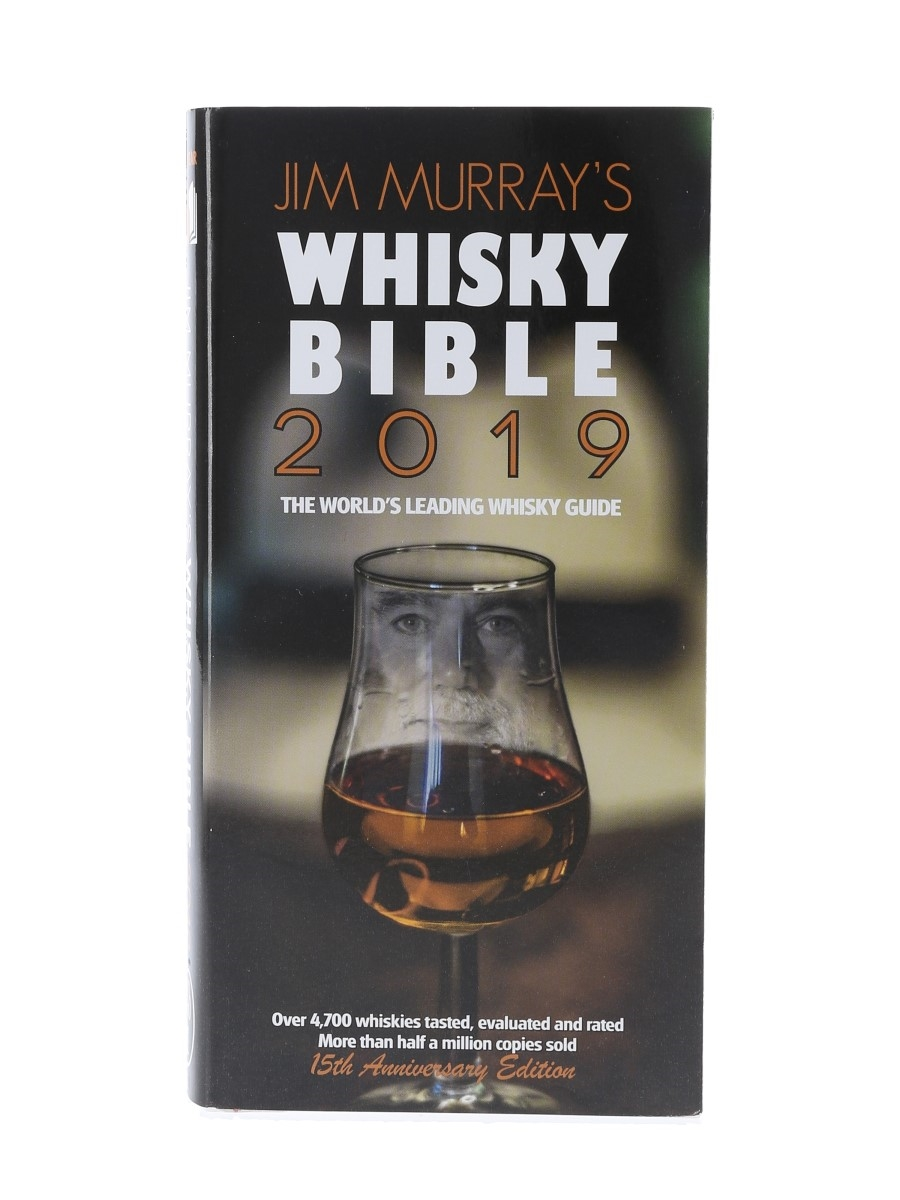 Jim Murray's Whisky Bible 2019 15th Anniversary Edition