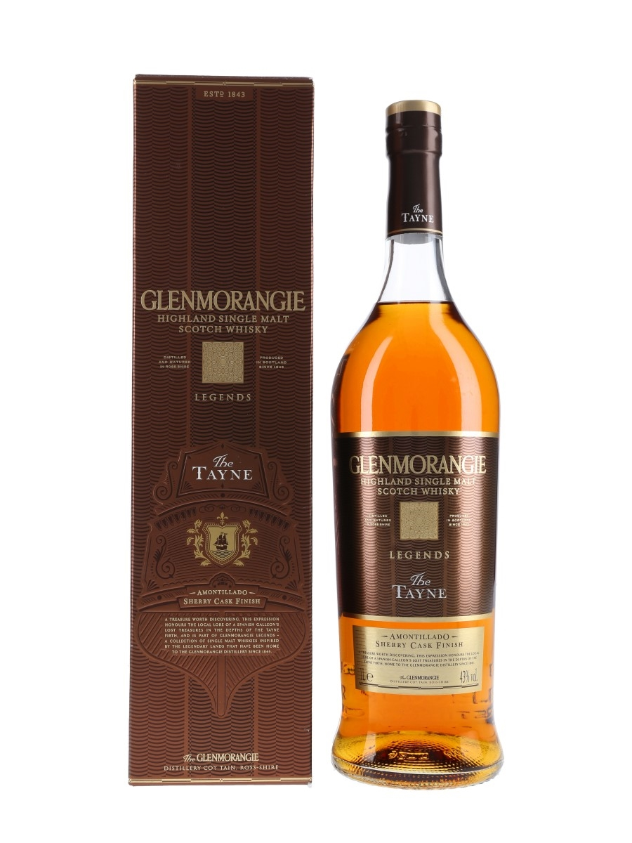 Glenmorangie Legends The Tayne  100cl / 43%