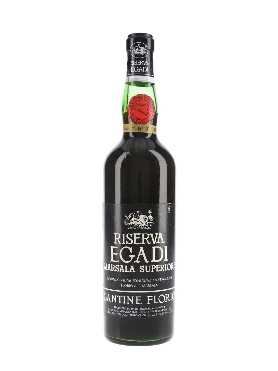 Florio Riserva Egadi Marsala Superiore  68cl / 19%