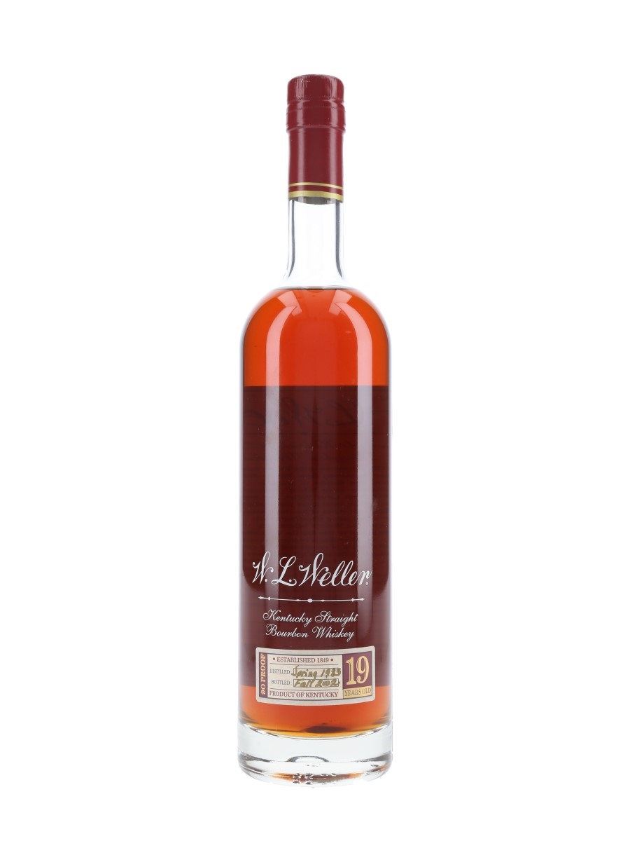 W L Weller 1983 19 Year Old Bottled 2002 - Antique Collection 75cl / 45%
