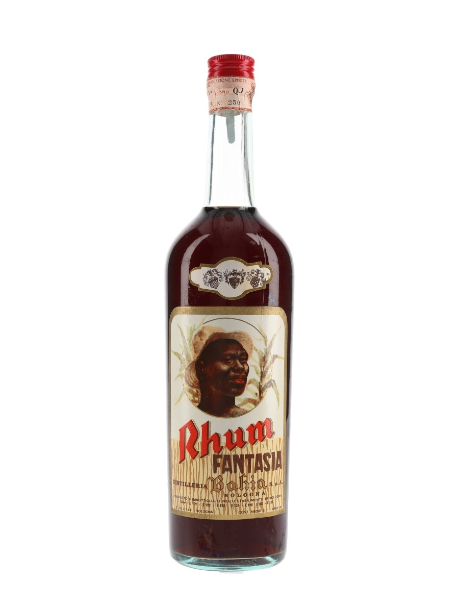 Bahia Rhum Fantasia Bottled 1970s 100cl / 40%