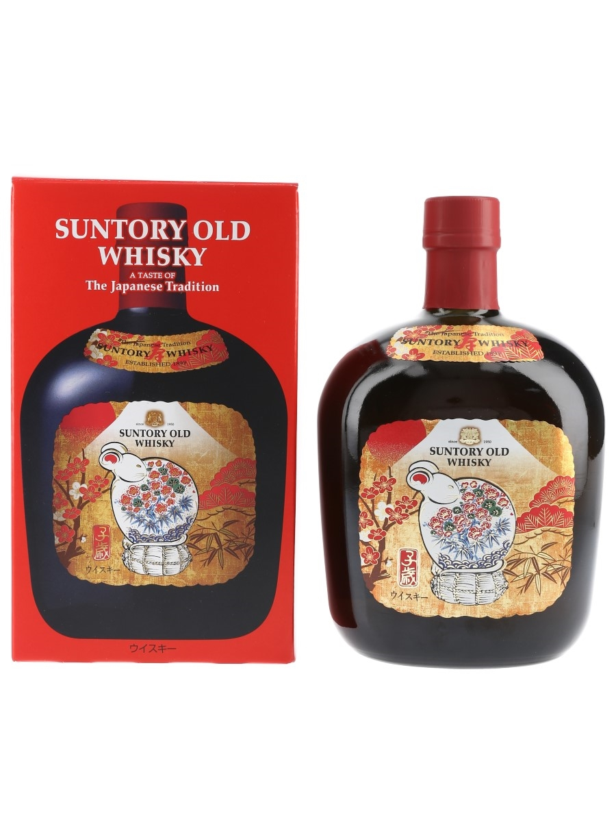 Suntory Old Whisky Year Of The Rat 2020  70cl / 43%