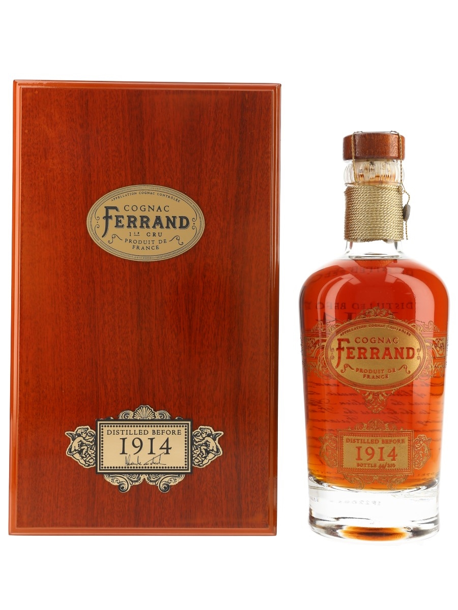 Pierre Ferrand Distilled Before 1914 Grande Champagne Cognac 70cl / 41%