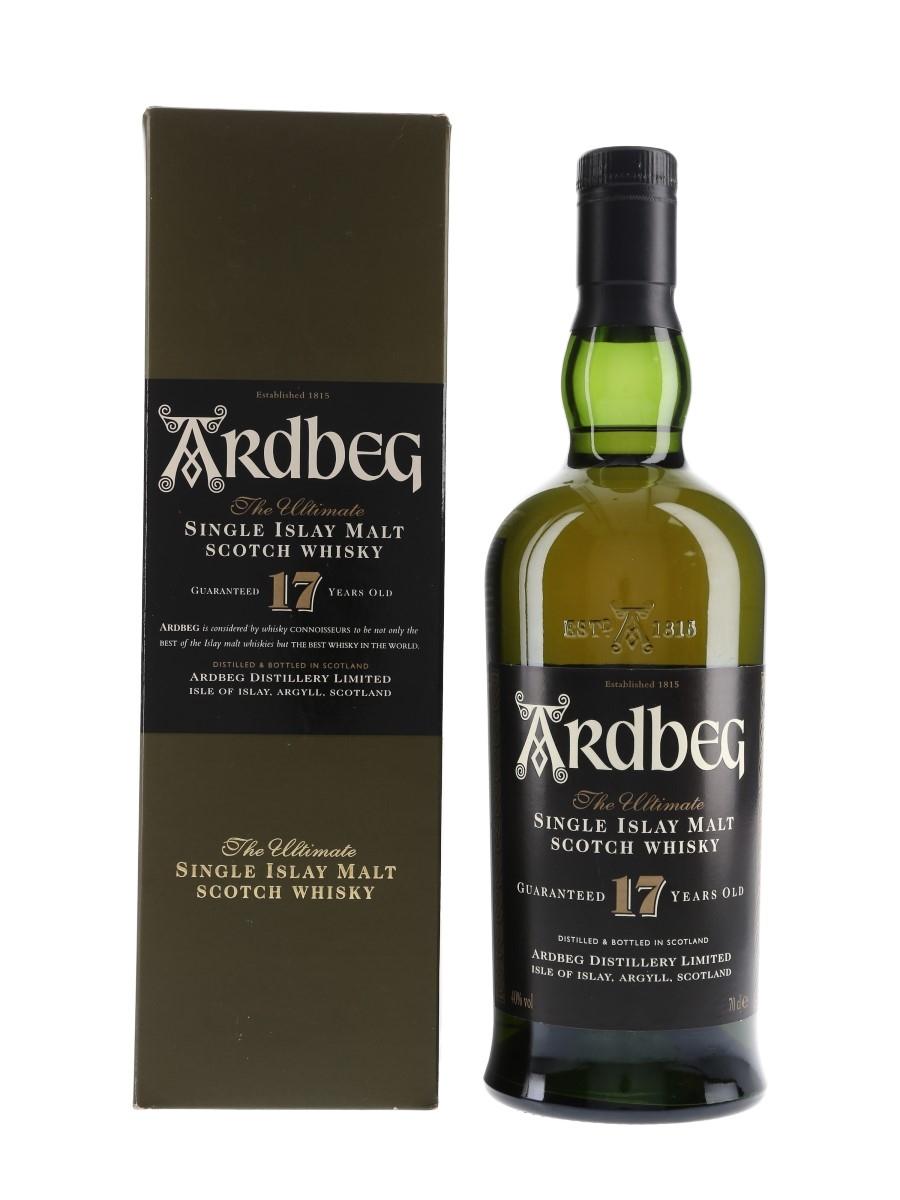 Ardbeg 17 Year Old Bottled 2000 70cl / 40%