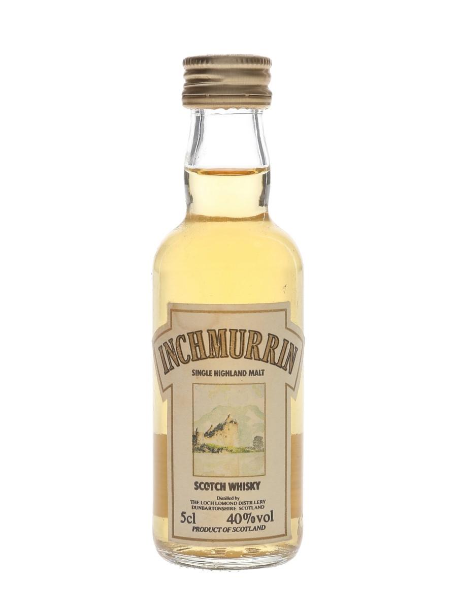 Inchmurrin Bottled 1990s 5cl / 40%