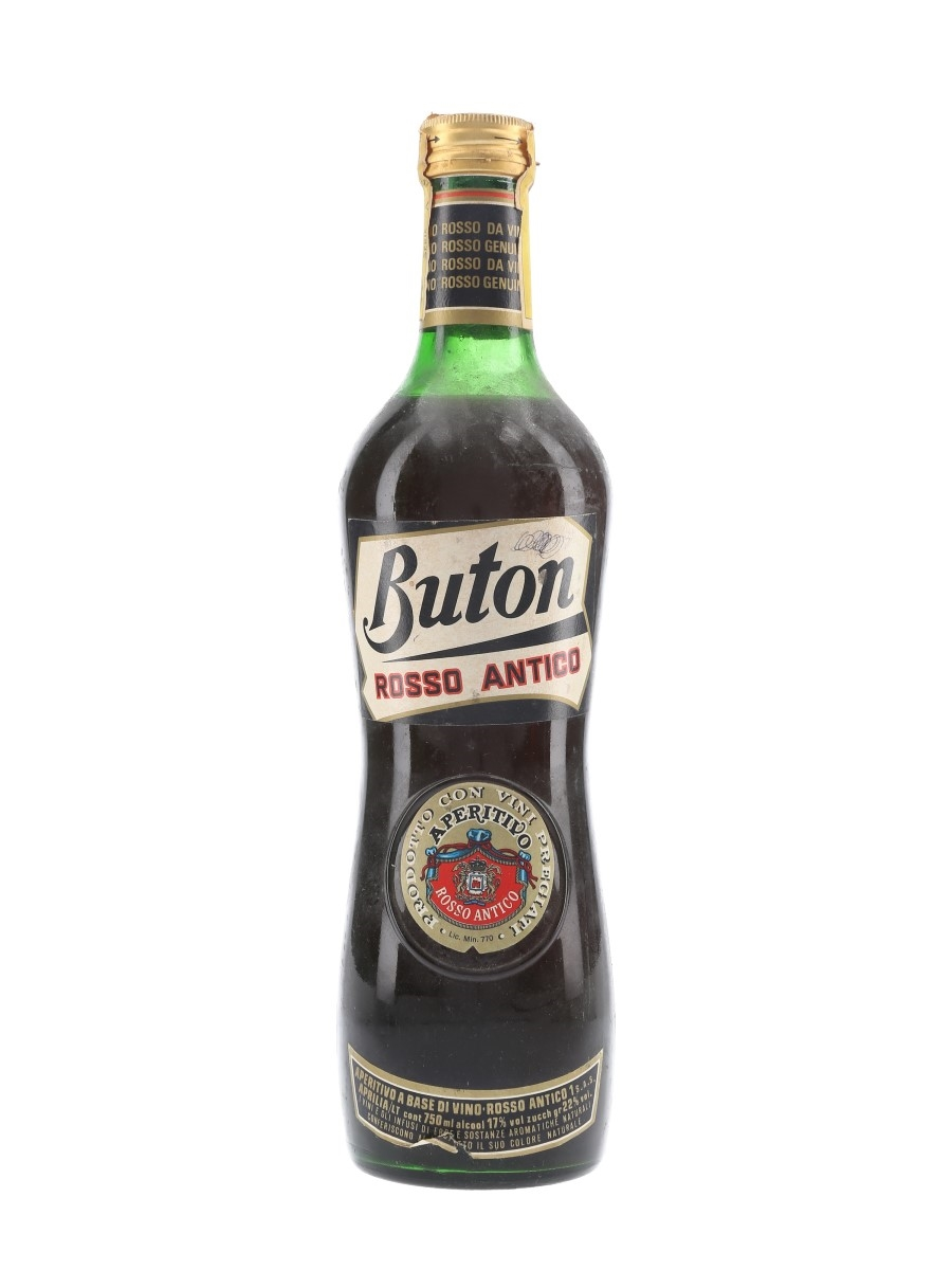 Buton Rosso Antico Bottled 1970s 75cl / 17%