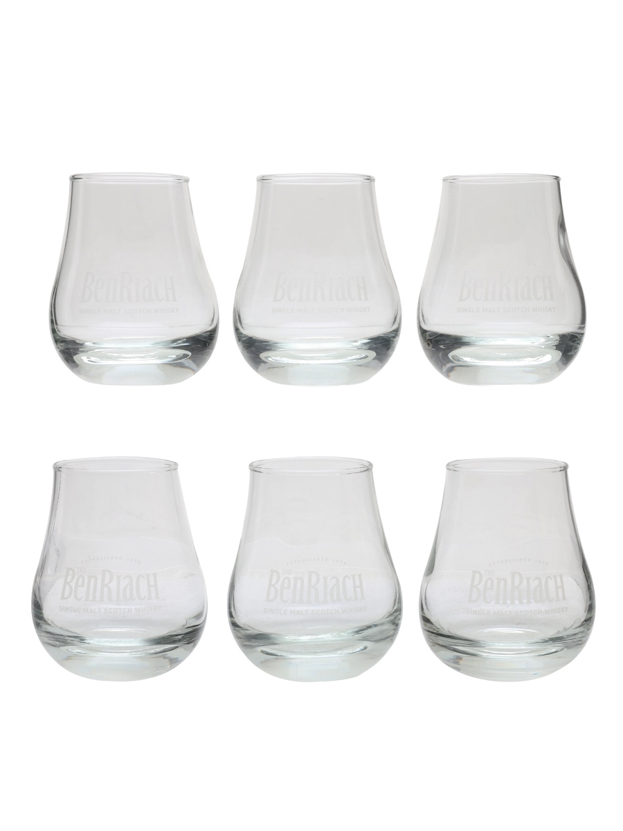 Benriach Whisky Tumblers