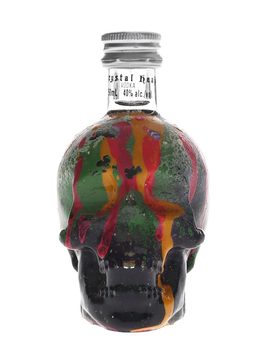 Crystal Head Vodka @Sixmik Art #24 5cl / 40%