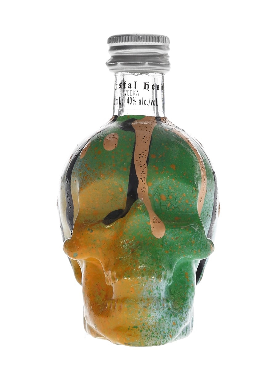 Crystal Head Vodka @Sixmik Art #16 5cl / 40%