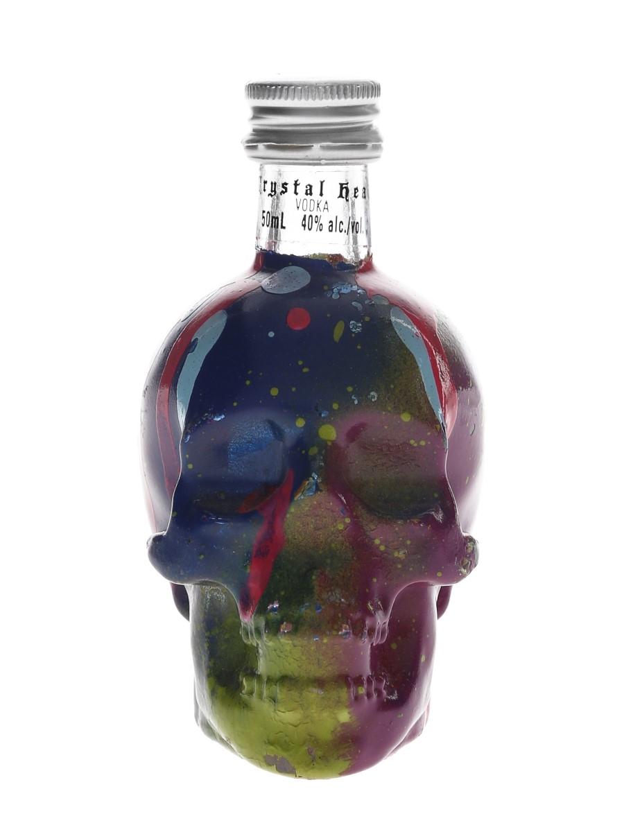 Crystal Head Vodka @Sixmik Art #12 5cl / 40%