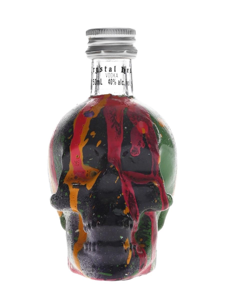 Crystal Head Vodka @Sixmik Art #20 5cl / 40%