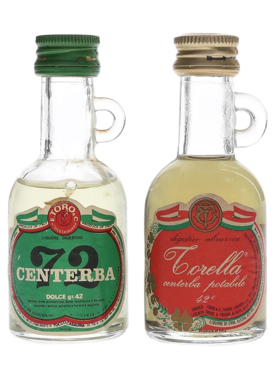 Toro Centerba & Torella  2 x 3cl / 42%
