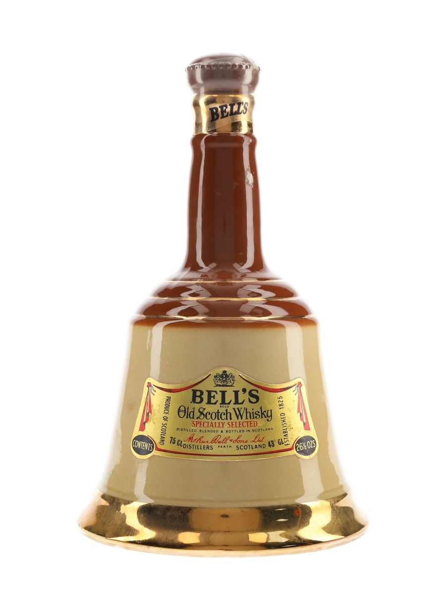 Bell's Old Brown Decanter Bottled 1970s 75cl / 43%