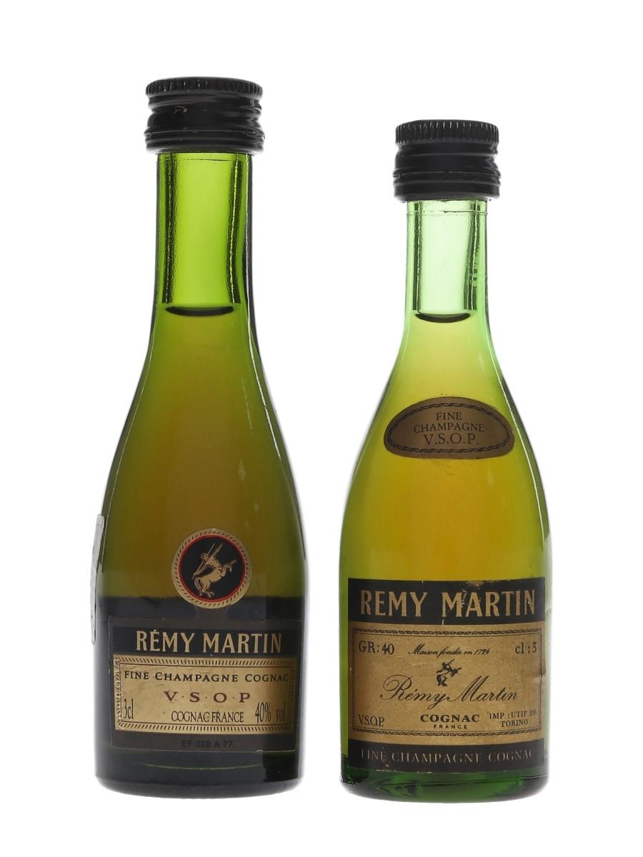 Remy Martin VSOP  2 x 3cl / 40%