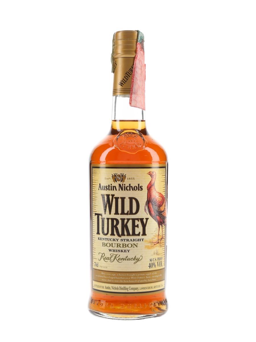 Wild Turkey Bottled 2000s - Ramazzotti 70cl / 40%