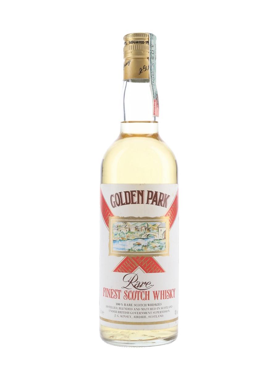 Golden Park Finest Scotch Whisky Bottled 1990s 70cl / 40%