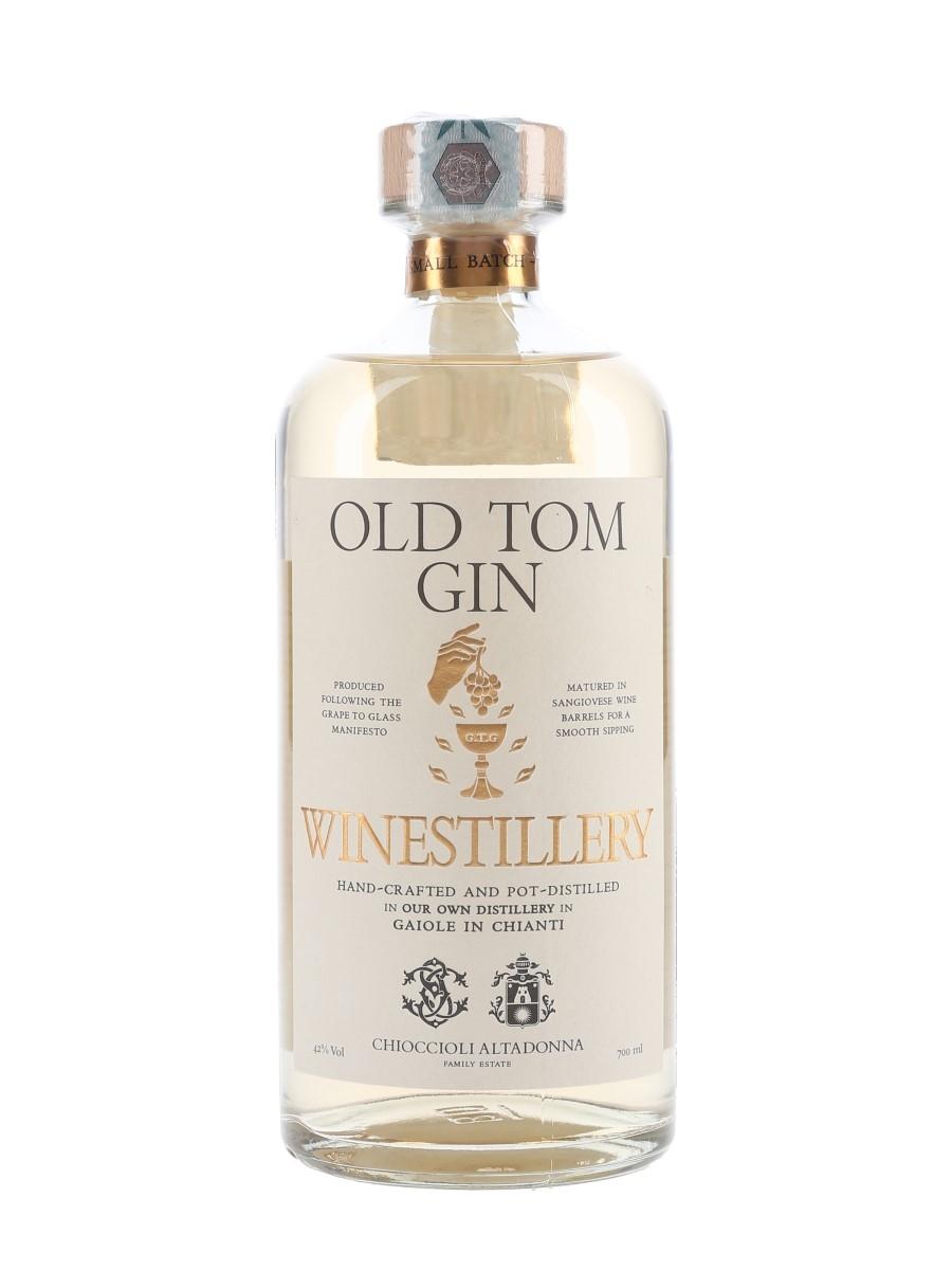 Winestillery Old Tom Gin Chioccioli Altadonna 70cl / 42%