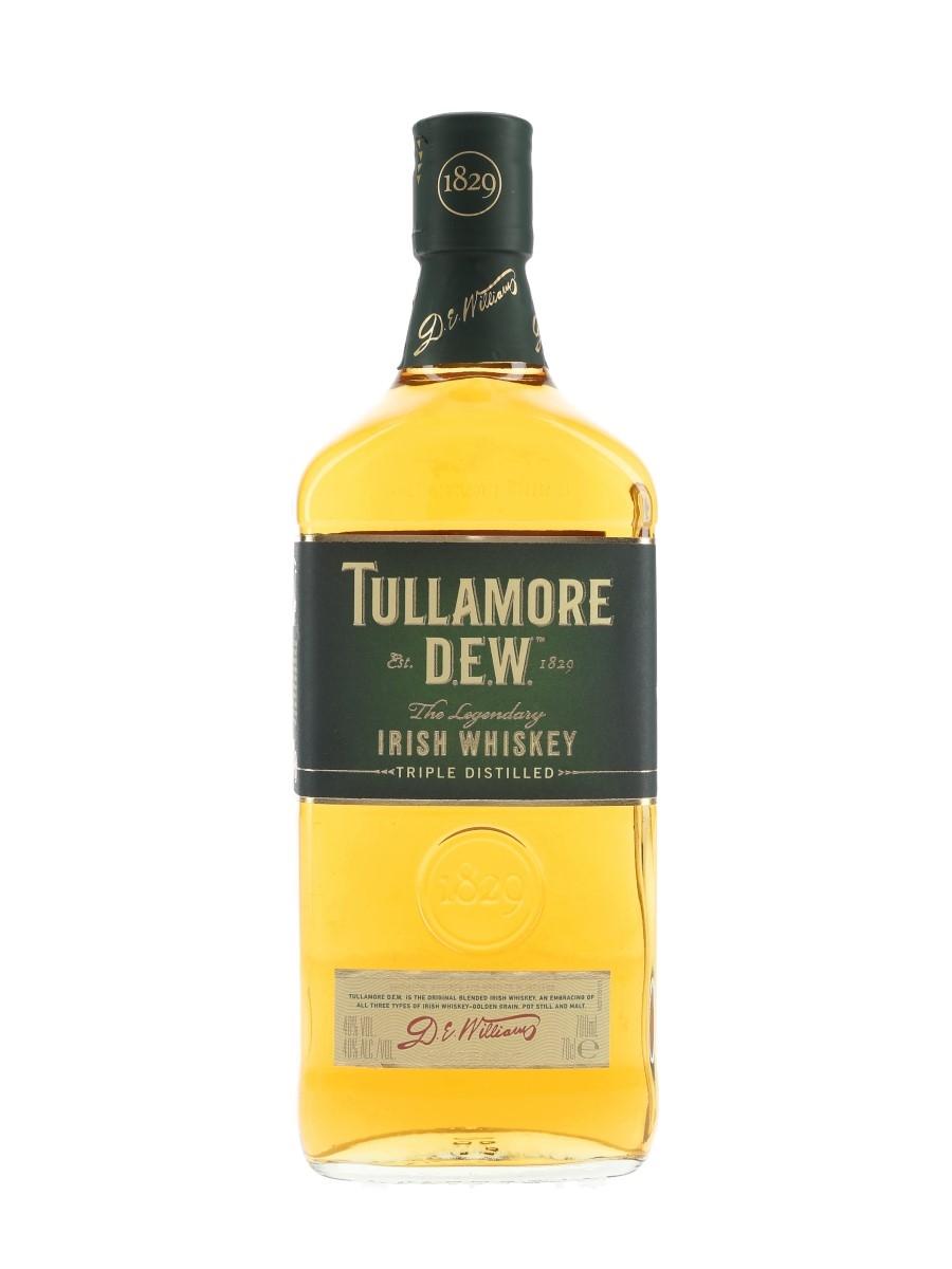 Tullamore Dew  70cl / 40%