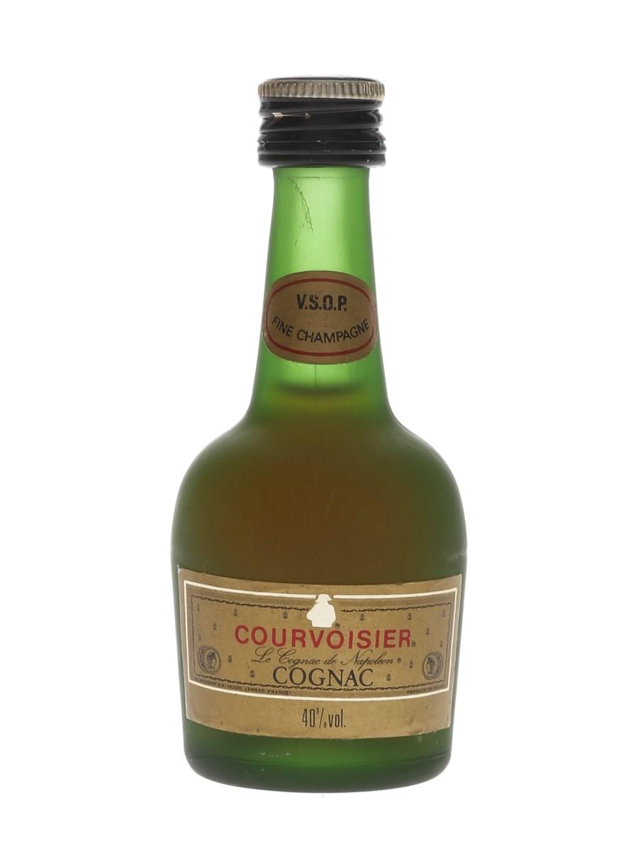 Courvoisier VSOP Bottled 1980s 3cl / 40%