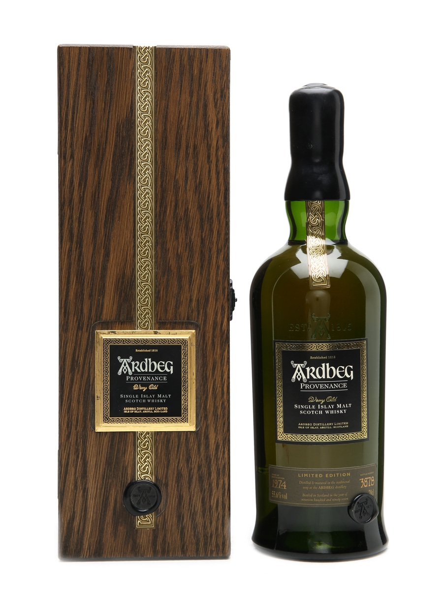 Ardbeg Provenance 1974 First Edition 75cl / 55.6%