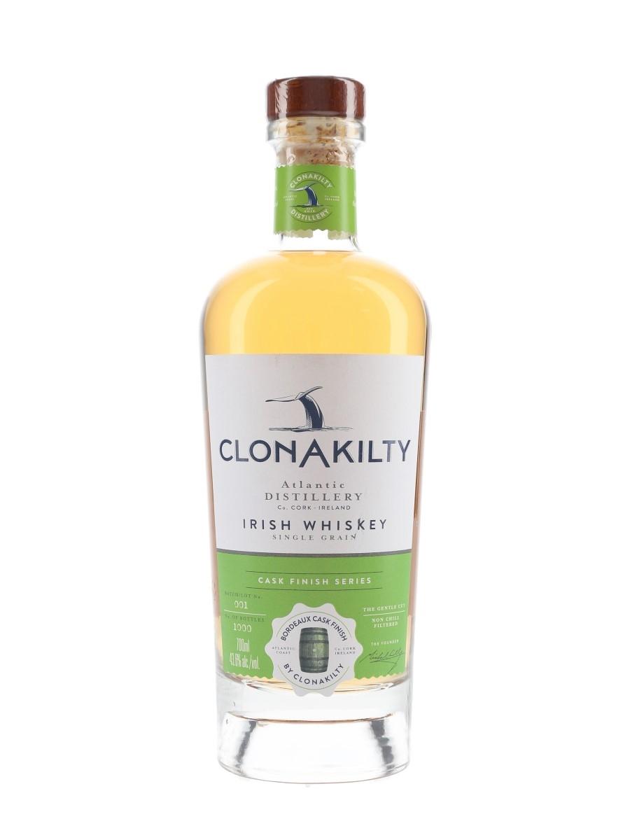 Clonakilty Irish Whiskey Cask Finish Series 70cl / 43.6%