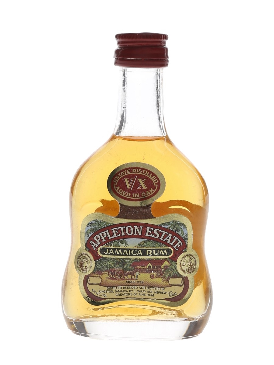 Appleton Estate VX Wray & Nephew 5cl / 40%
