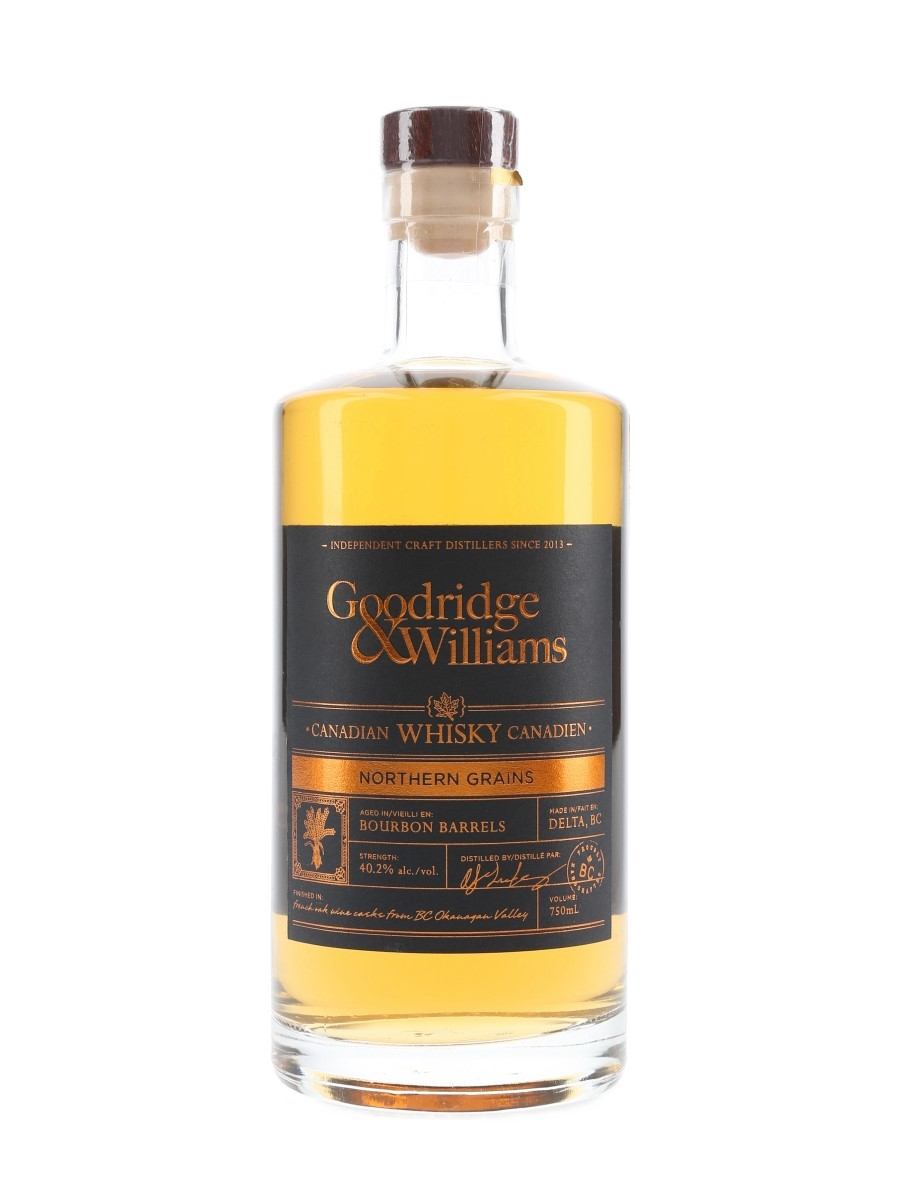 Goodridge & Williams Northern Grains  75cl / 40.2%