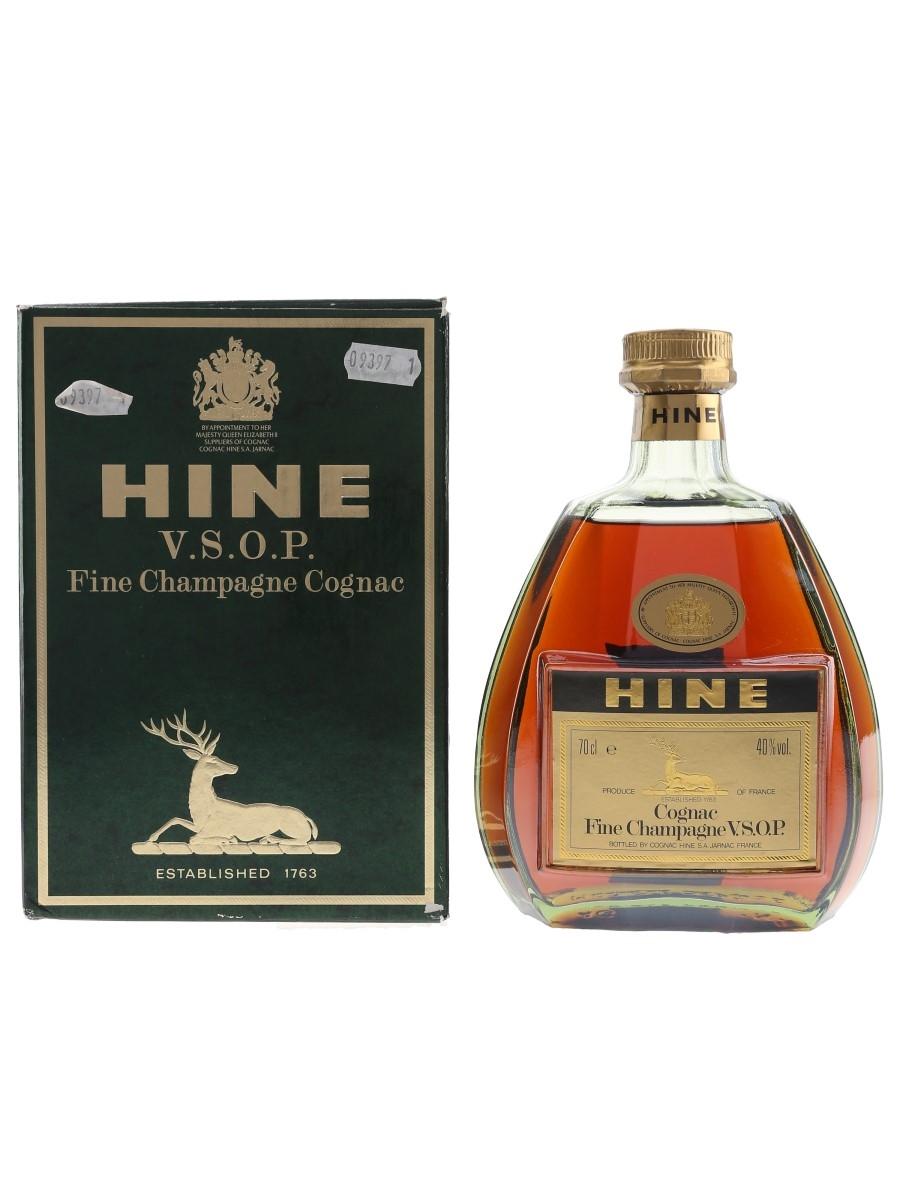 Hine VSOP Bottled 1980s 70cl / 40%