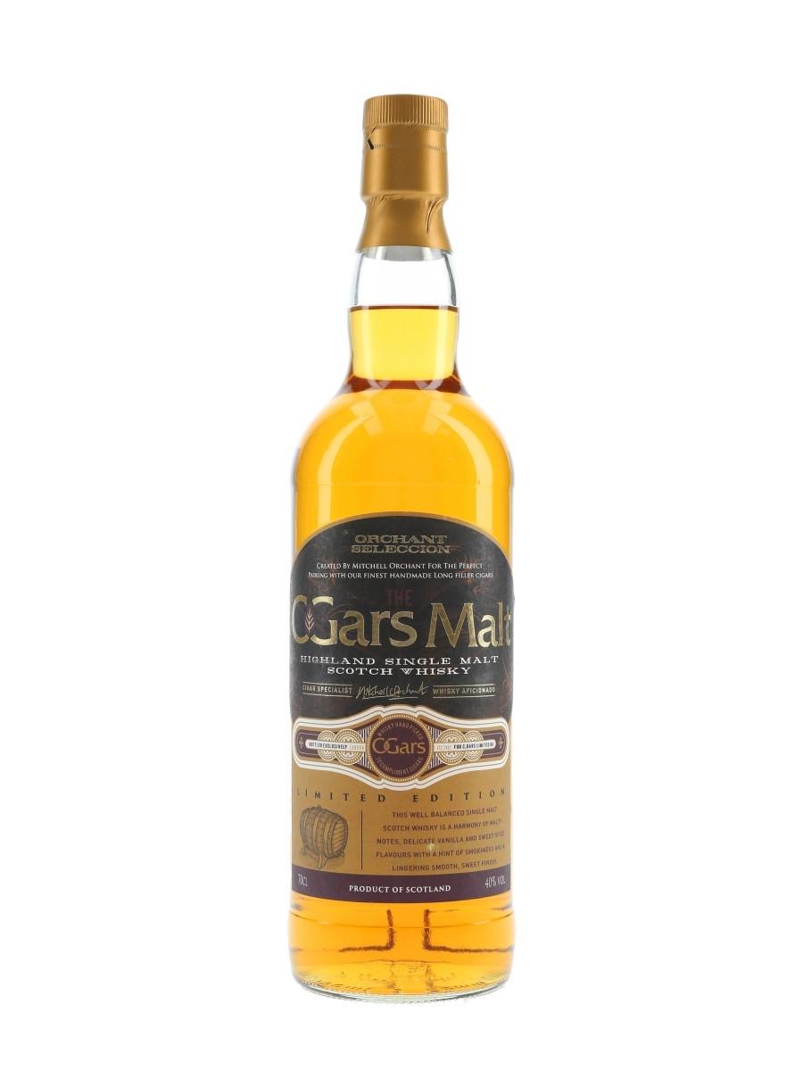The C.Gars Malt  70cl / 40%