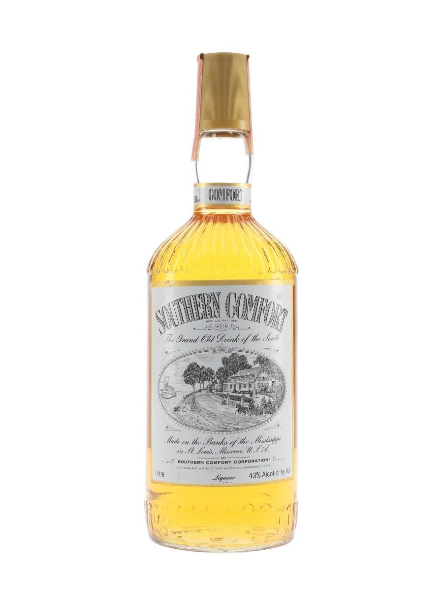 Southern Comfort Bottled 1980s 100cl / 43%