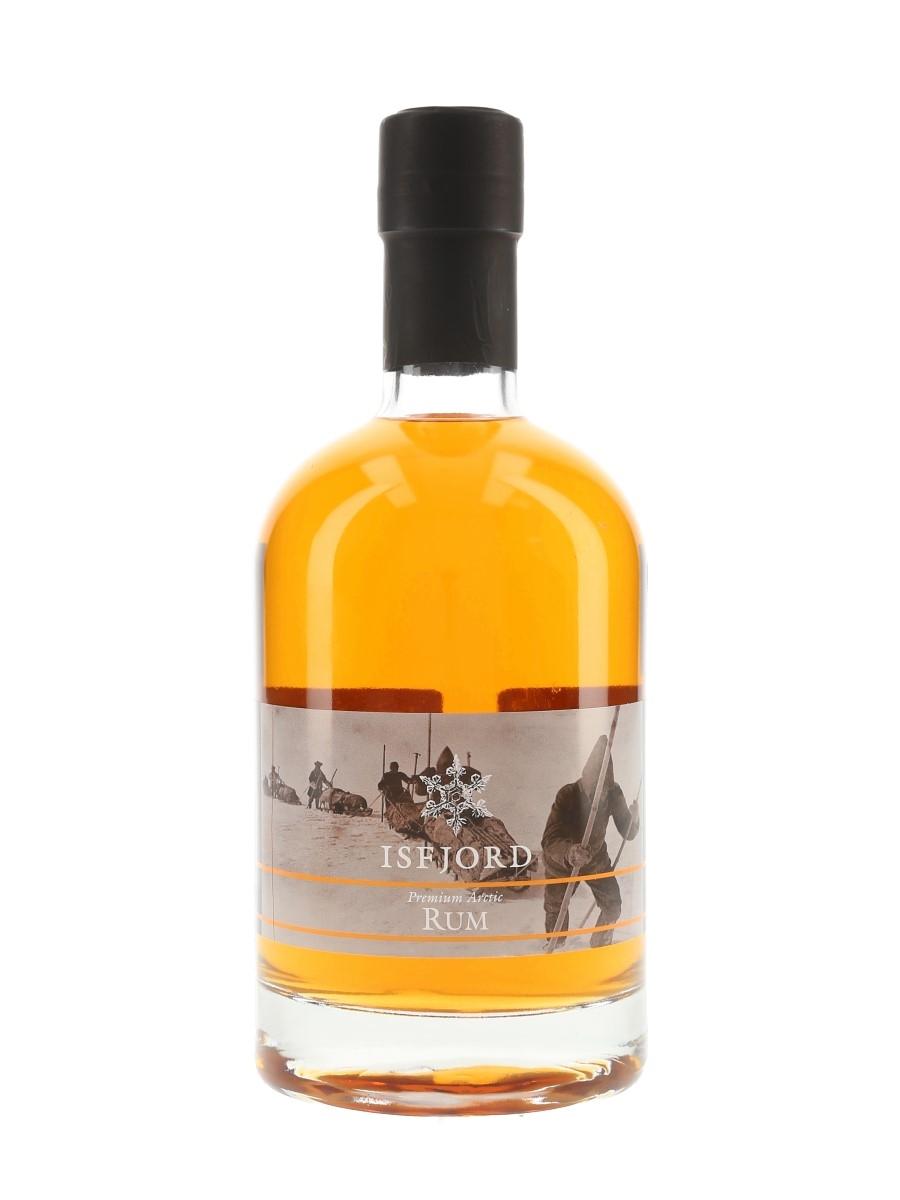 Isfjord Premium Arctic Rum  70cl / 44%