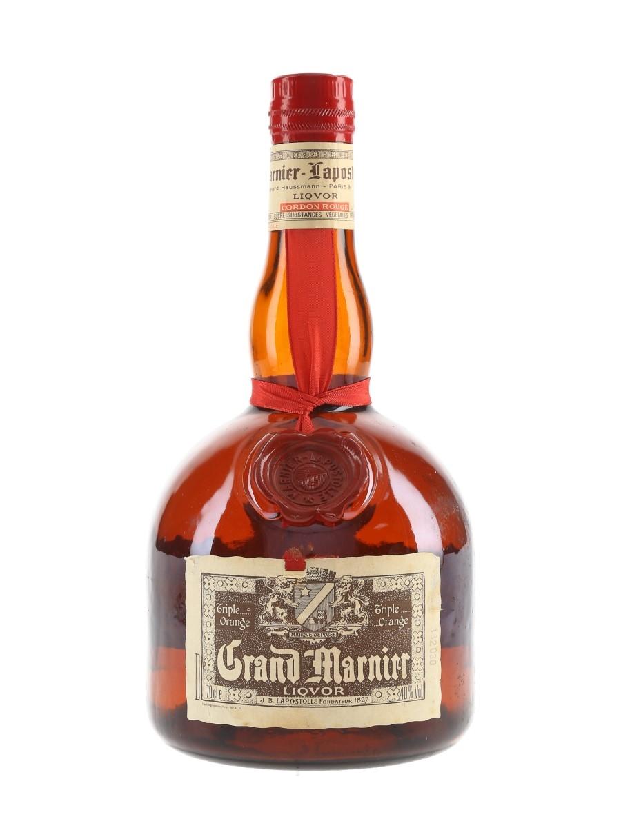 Grand Marnier Cordon Rouge Bottled 1990s 70cl / 40%