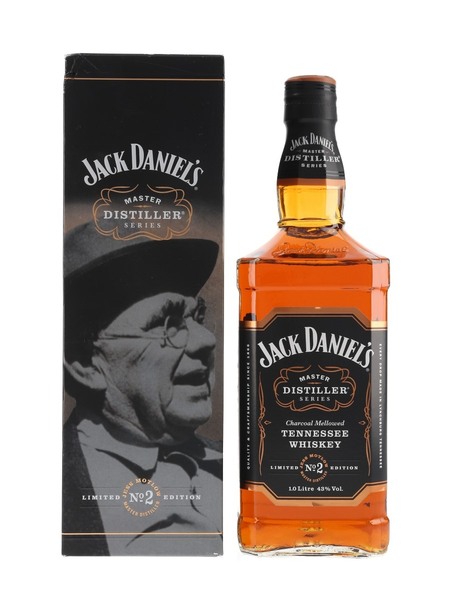 Jack Daniel's Master Distiller No.2 Jess Motlow 100cl / 43%