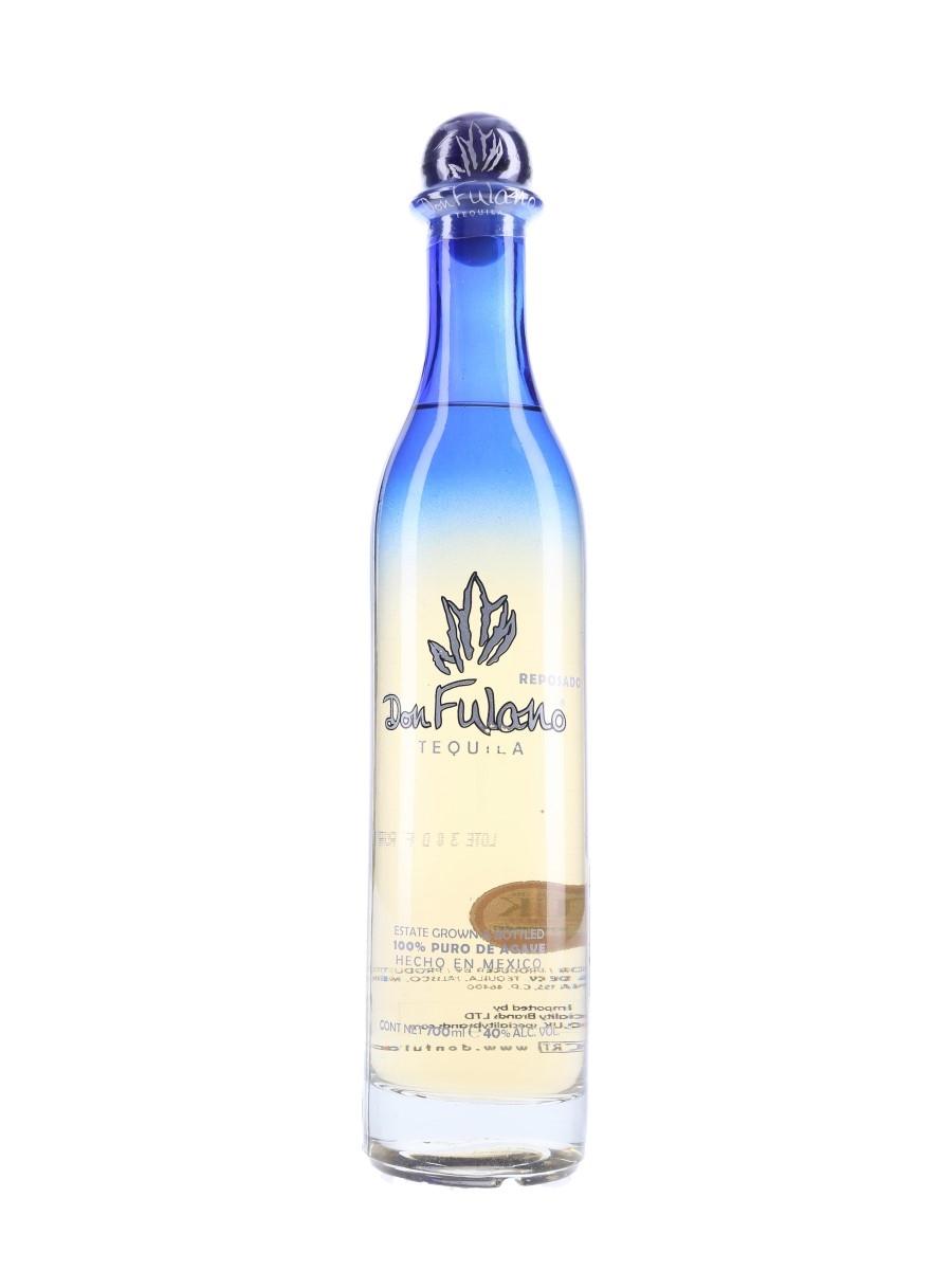 Don Fulano Reposado Tequila Speciality Brands 70cl / 40%