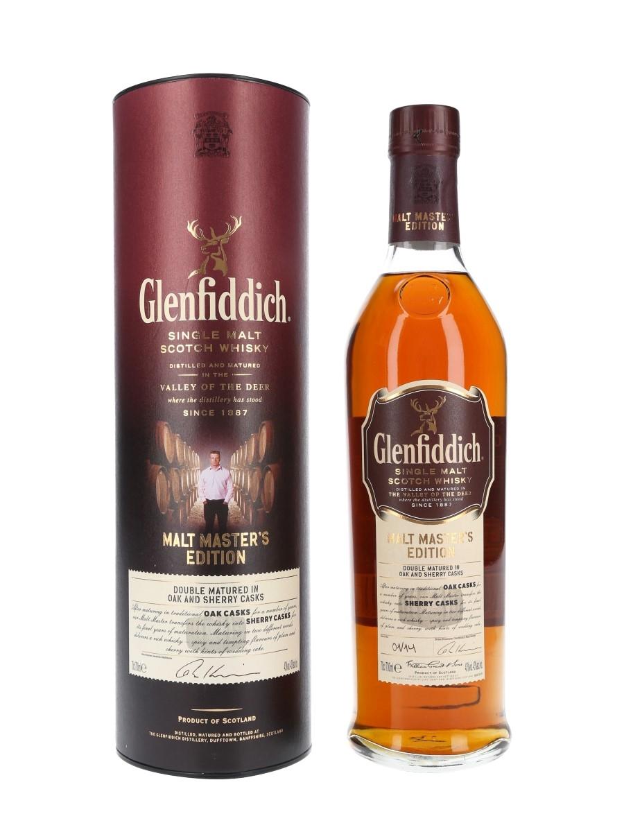 Glenfiddich Malt Master's Batch 01-14 Sherry Cask Finish 70cl / 43%