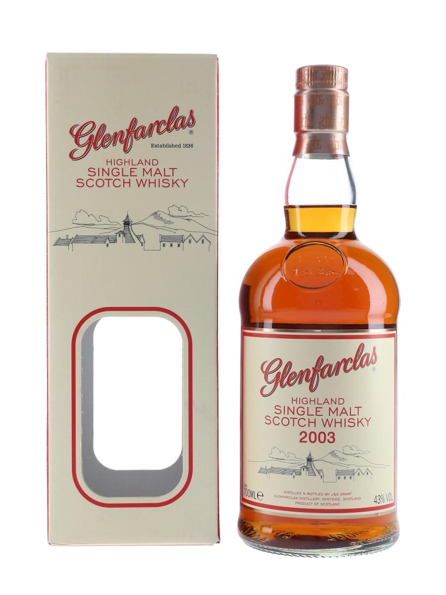 Glenfarclas 2003 10 Year Old Bottled 2013 70cl / 43%