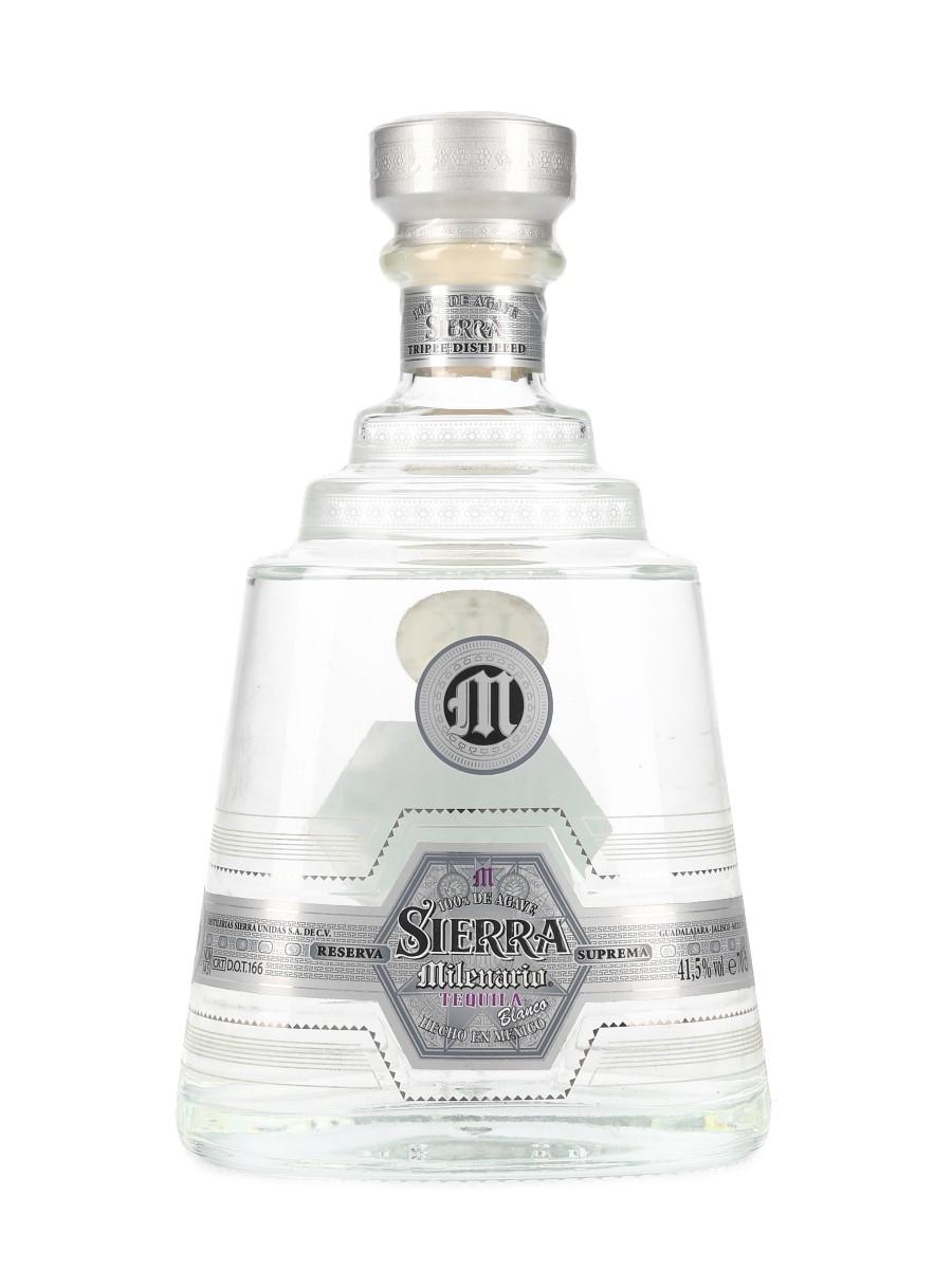 Sierra Milenario Blanco  70cl / 41.5%