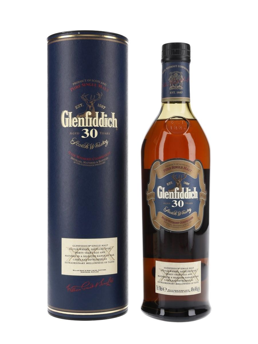 Glenfiddich 30 Year Old Old Presentation 70cl / 40%