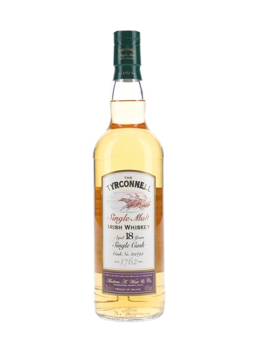 Tyrconnell 18 Year Old Cask #810-93 Bottled 2011 70cl / 46%