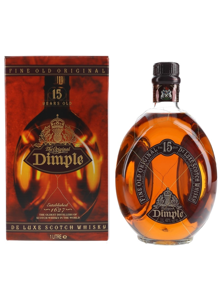 Haig's Dimple 15 Year Old  100cl / 43%