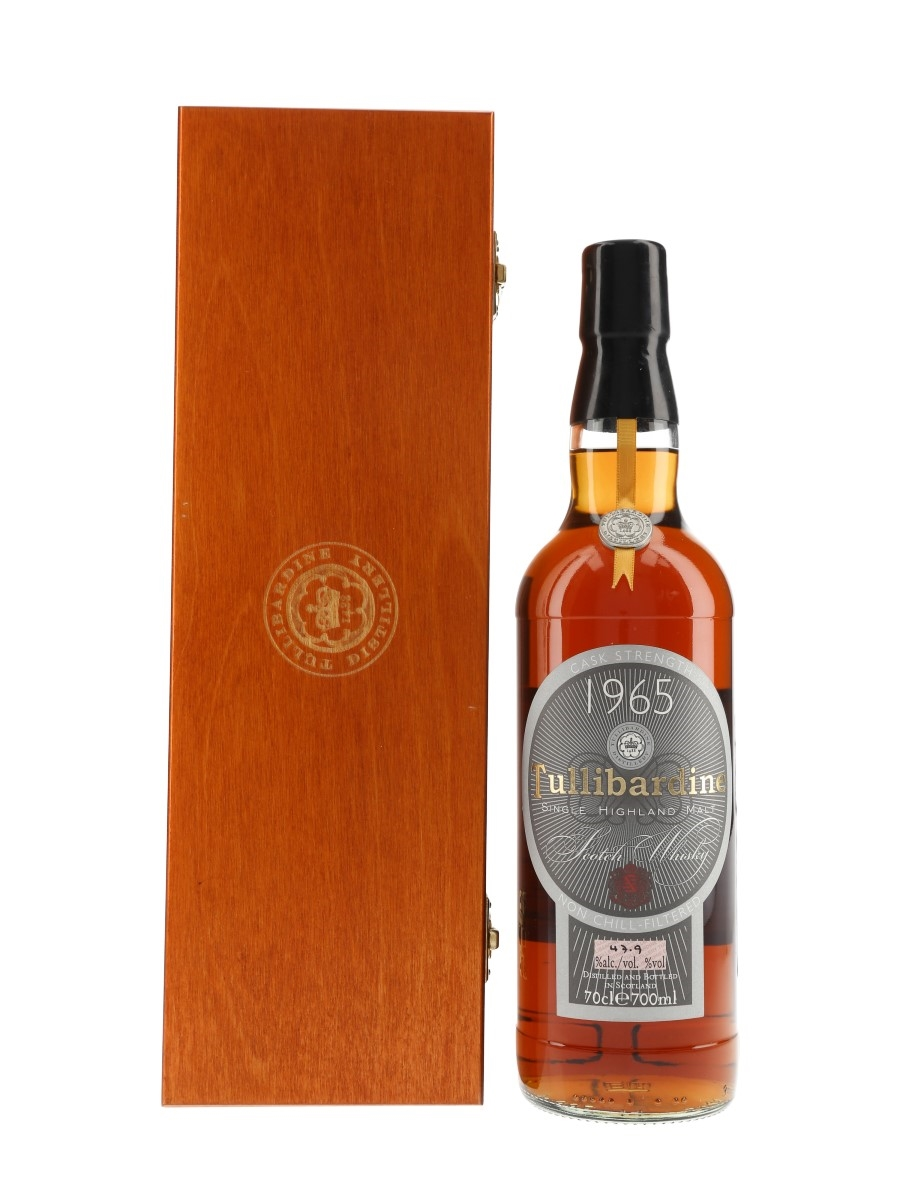 Tullibardine 1965 Cask 957 Bottled 2010 70cl / 47.9%