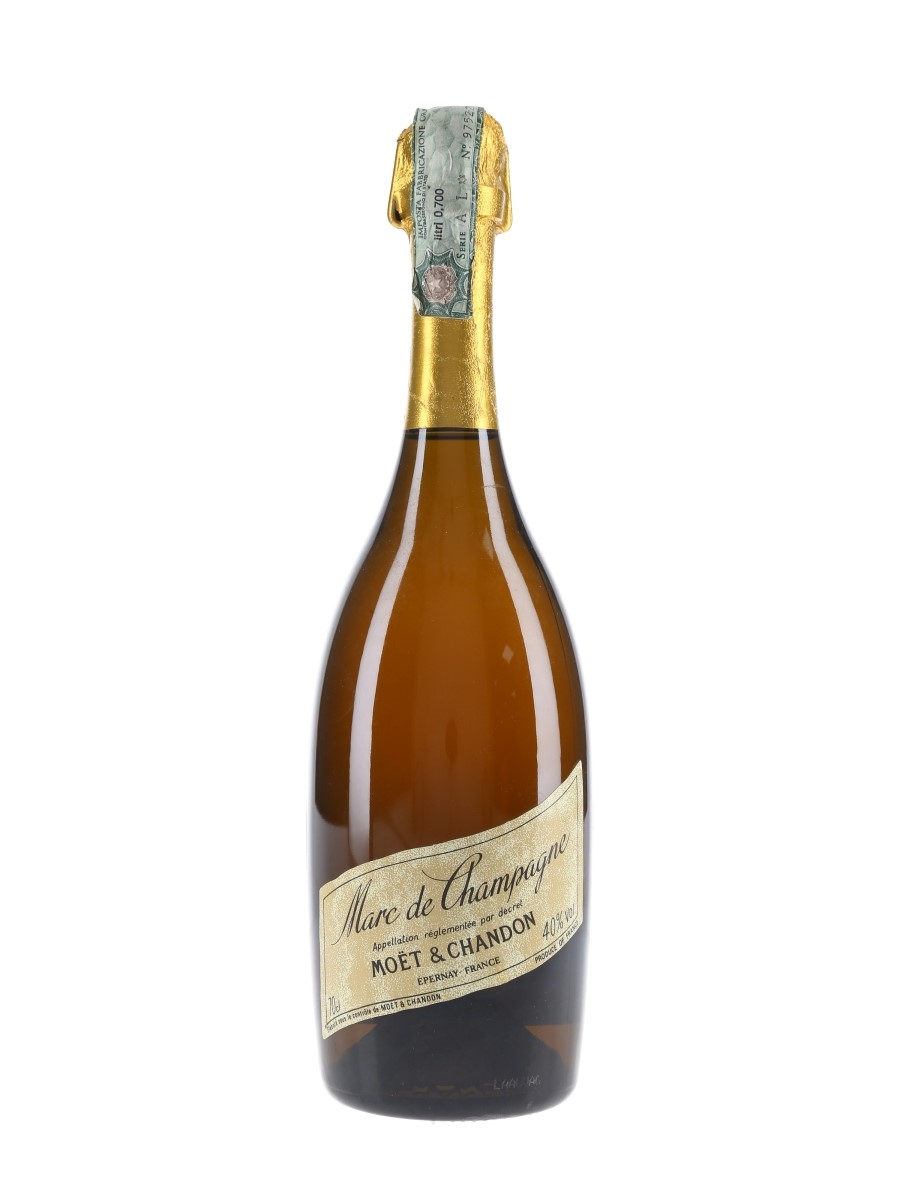 Moet & Chandon Marc De Champagne Bottled 1990s 70cl / 40%