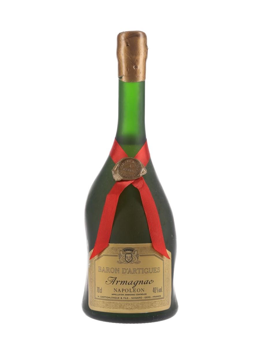 Baron D'Artigues Napoleon Armagnac  70cl / 40%