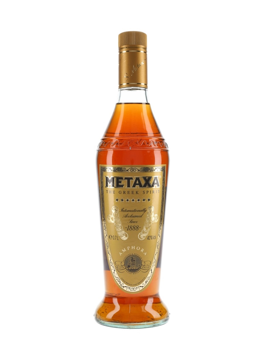 Metaxa Amphora 7 Star Duty Free 70cl / 40%