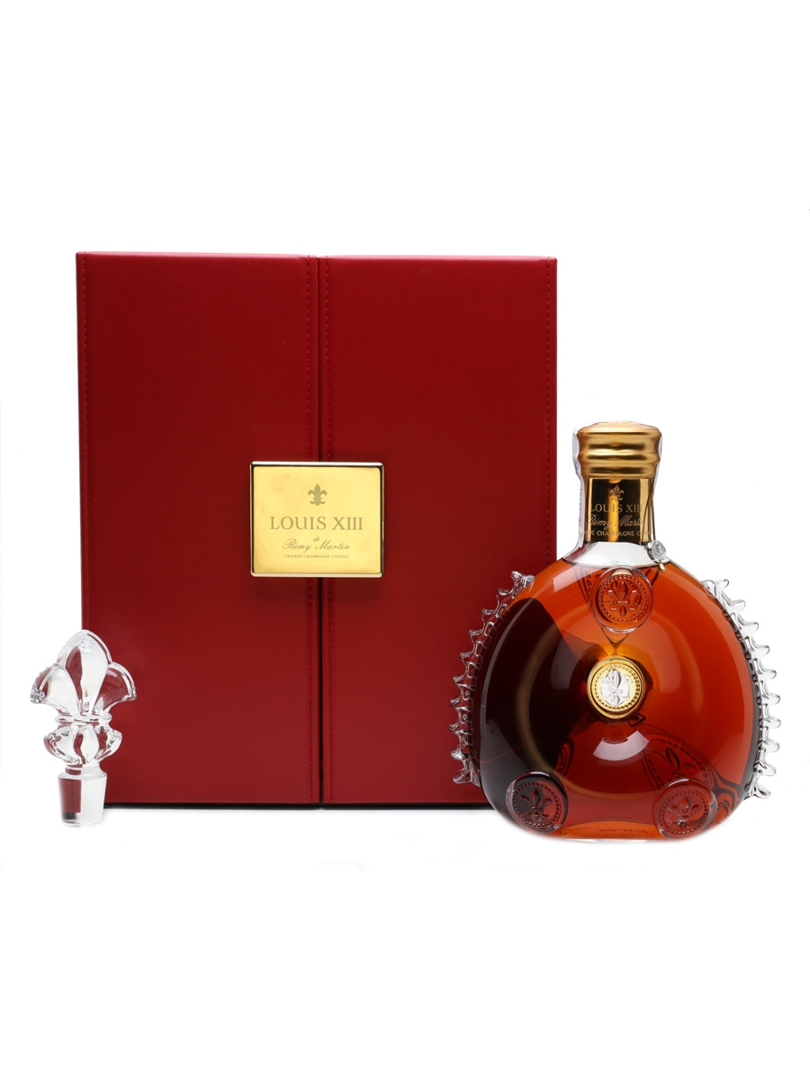 Remy Martin Louis XIII Baccarat Crystal Decanter - Bottled 2011 70cl / 40%