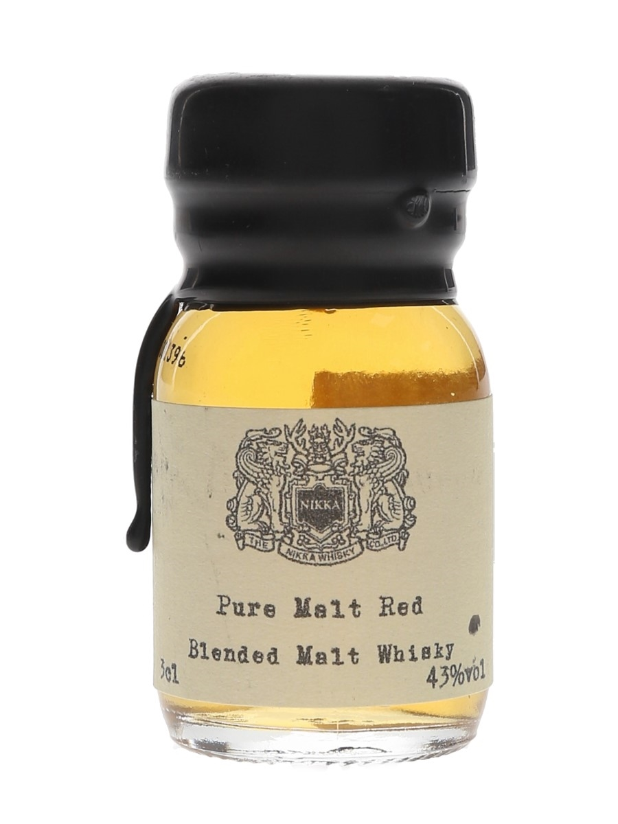 Nikka Pure Malt Red Drinks By The Dram 3cl / 43%